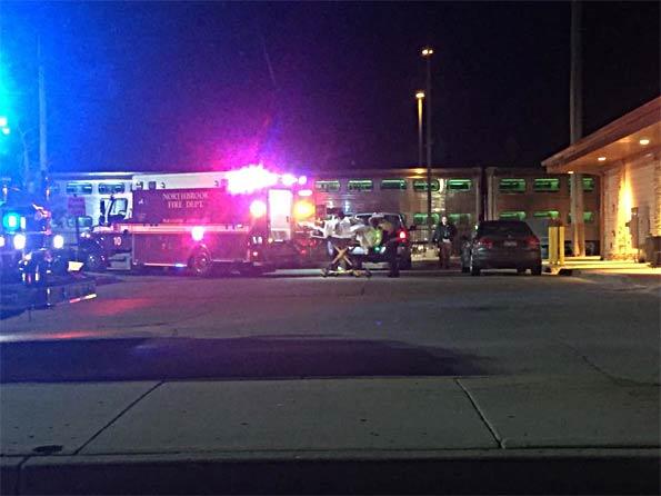 Evergreen homicide suspect in Deerfield