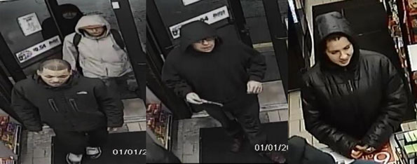 Schaumburg mobil gas station robbers