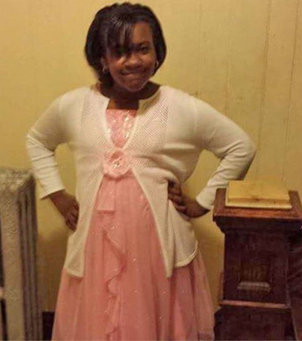 Kanari Bowers, age 12, shot in head in Chicago.