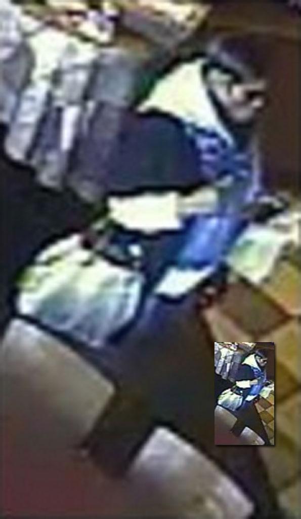 Wallet-Purse theft suspect Panera Bread