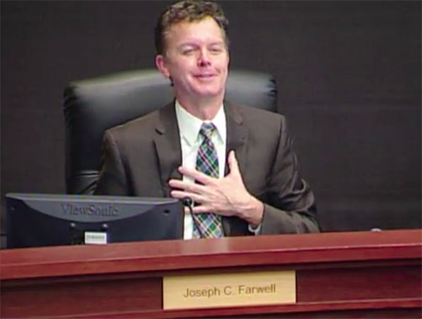 Joseph C. Farwell Trustee