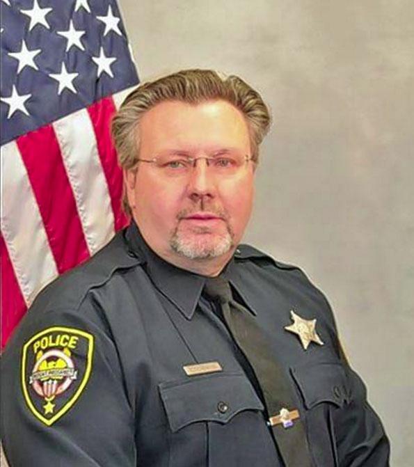 Mount Prospect Police Officer Larry Rosenbarski