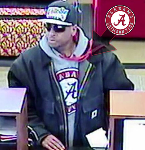 Naperville bank robbery suspect