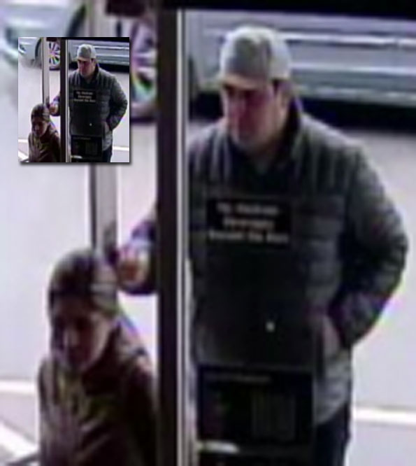Purse Wallet Pickpocket Suspects