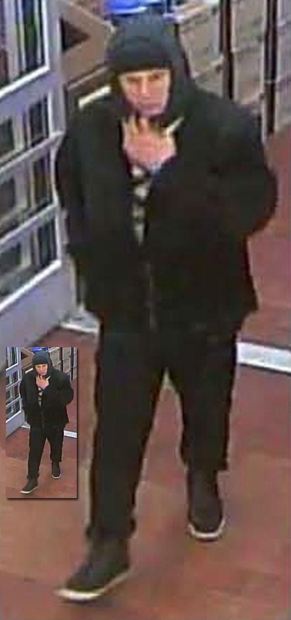 Alcohol Theft Suspect JewelOsco