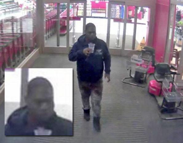 Vehicle Burglary Suspect Arlington Heights