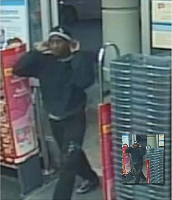 Vehicle Burglary Suspect Zip Fitness Arlington Heights
