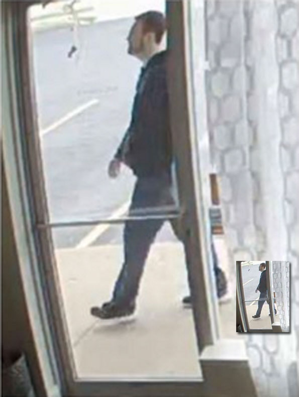 Attempted Armed Robbery Suspect Sally Beauty Store