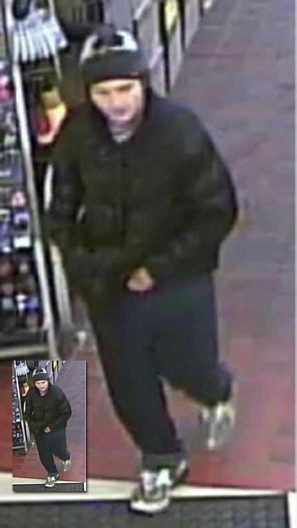 Retail theft suspect at Jewel-Osco