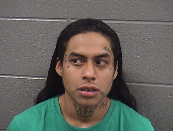 Jose Mendoza Reckless Discharge of a Firearm suspect