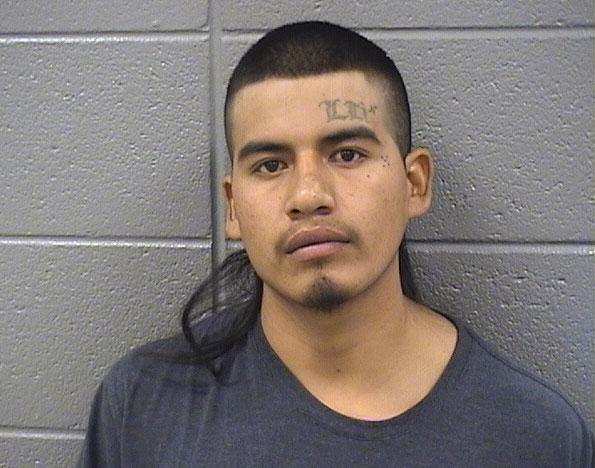 Leonardo Rosario Aggravated Discharge of Firearm Suspect