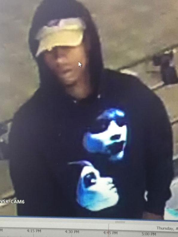 Verizon Wireless Mount Prospect robbery suspect