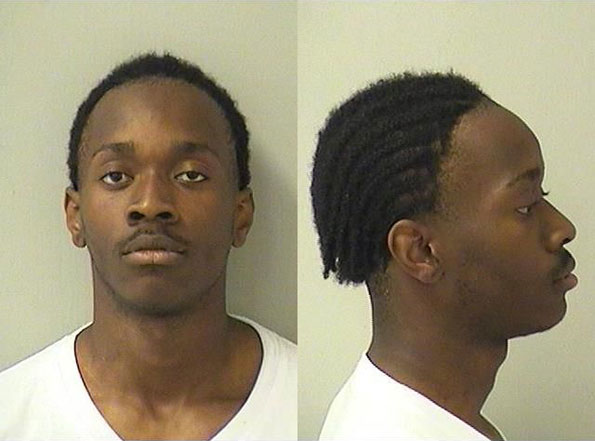 Calvin Jones attempted vehicular hijacking suspect