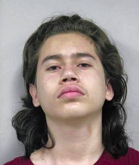 Diego Garcia-Cordero Palatine shooting suspect