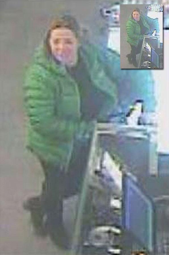 Pickpocket Suspects at Nordstrom