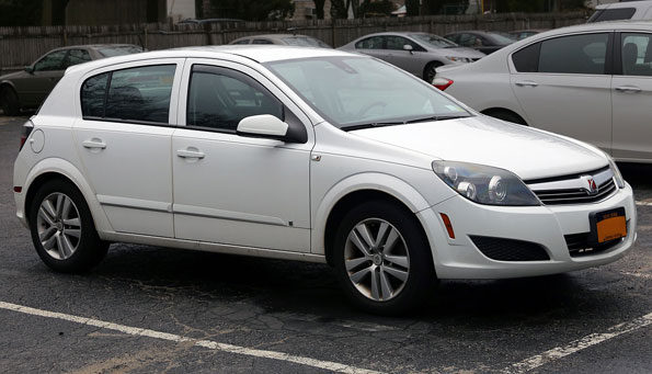2008 Saturn Astra XE file photo