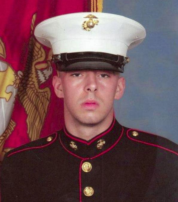 Chris Monsen U.S. Marine