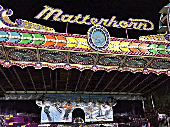 Matterhorn at Frontier Days Arlington Heights
