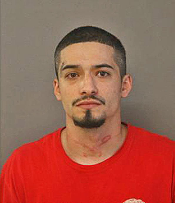 Marcos Alarcon, home invasion suspect Norwood Park, Chicago