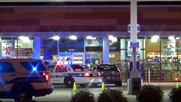 Gunshot wound, shooting investigation