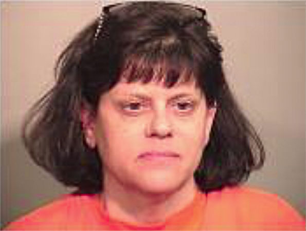 Judy Persfull, homeless bank robbery suspect