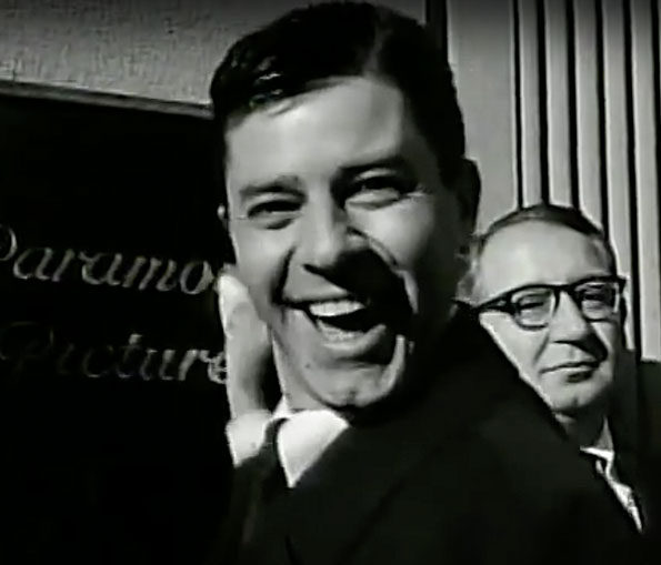 Jerry Lewis Paramount Pictures Chicago