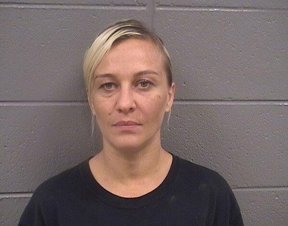 Krystyna Bury, suspect of solicitation of murder