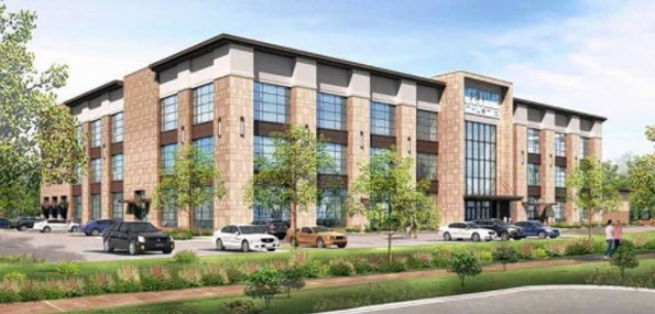 LifeTime Fitness plans at Lake Zurich Hackney's site