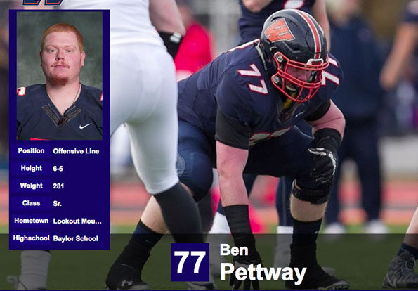 Ben Pettway, Wheaton College Football hazing suspect