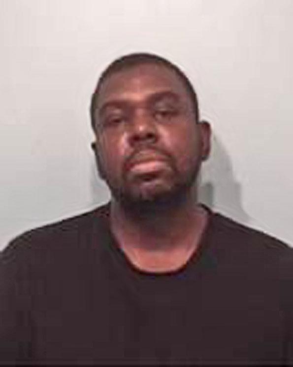 Eugene Sanders, suspect intent to deliver heroin