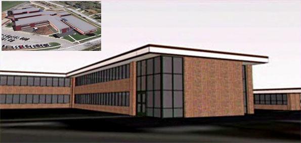 Greenbrier Elementary School addition