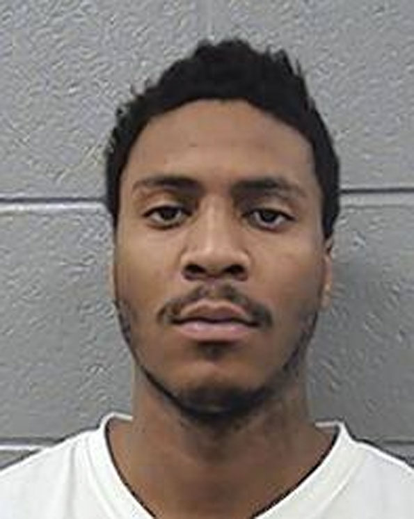 Phillip J Smith, armed robbery and aggravated vehicular hijacking suspect Wheaton