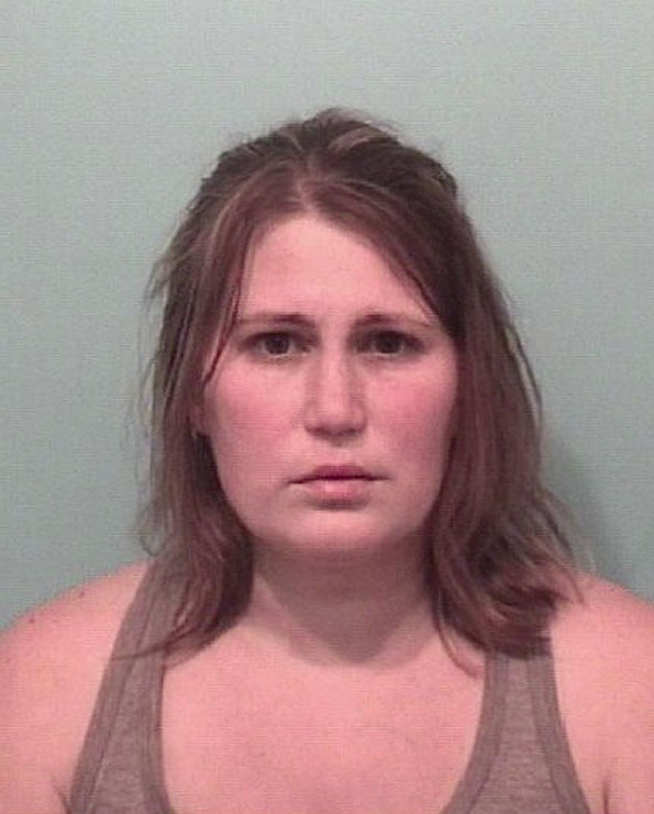 Tara R. Arenz suspected of filing a false police report in Naperville
