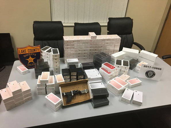 ATT store Robbery Proceeds