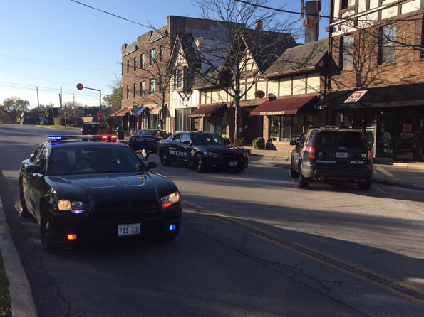 Investigation after armed robbery at Highland Park nail salon on Roger Williams Parkway