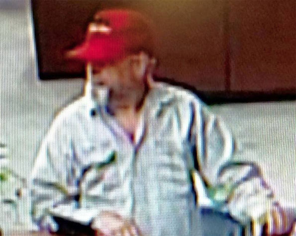 Bank Robbery Suspect Schaumburg at Heartland Bank and Trust