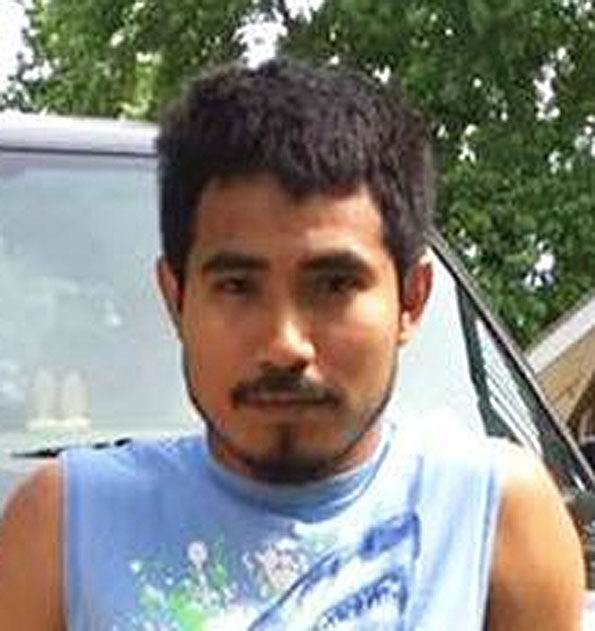 Esau Ancheyta Hernandez, sexual assault suspect