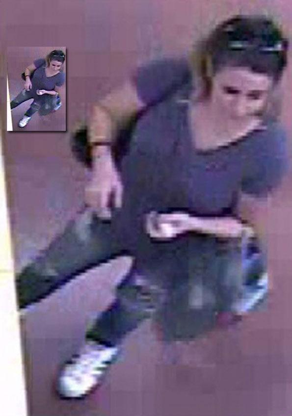 Female Theft Suspect Trader Joe's Arlington Heights