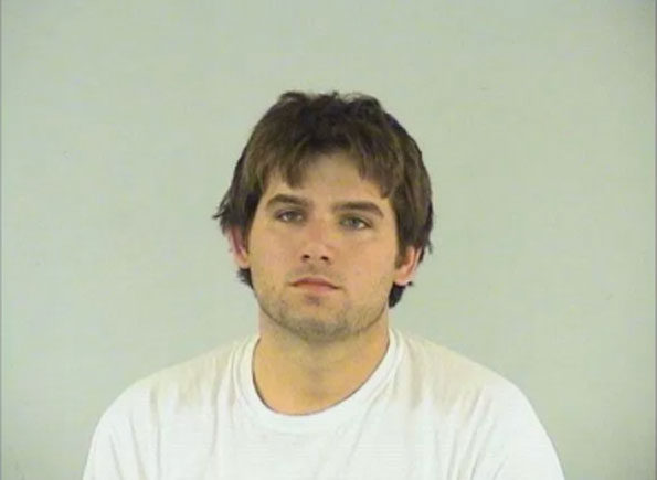 Justin R Kennedy, reckless conduct suspect