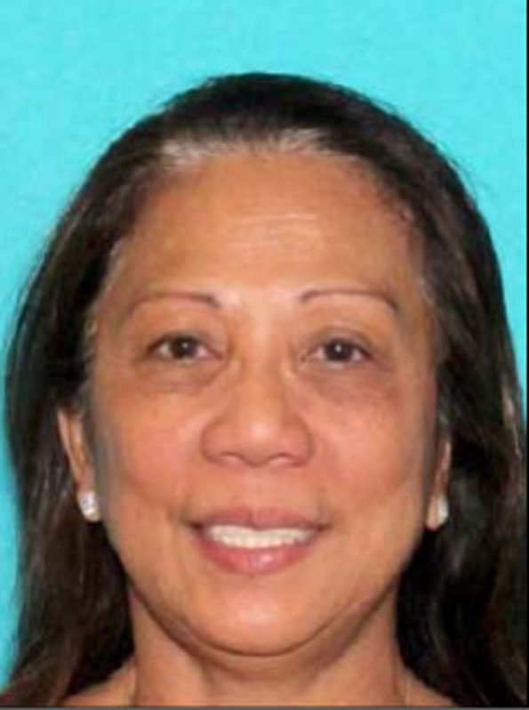 Marilou Danley wanted for investigation of Las Vegas mass shooting
