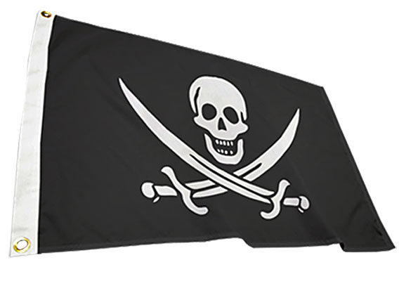 Pirate Flag Stolen Arlington Heights