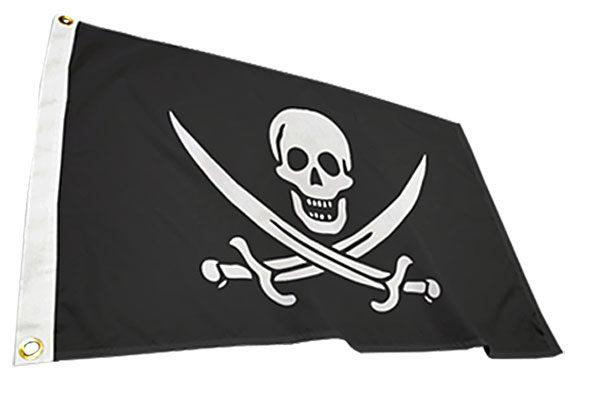 Pirate Flag Stolen Arlington Heights