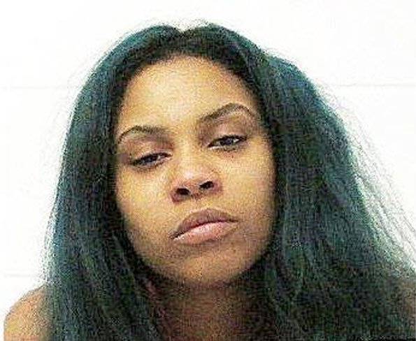 Anita McGhee Aggravated Battery to a police officer suspect