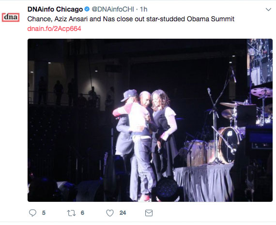 DNAinfo Chicago Last Tweet