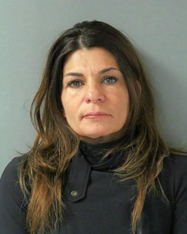Julie Gagne, arson suspect