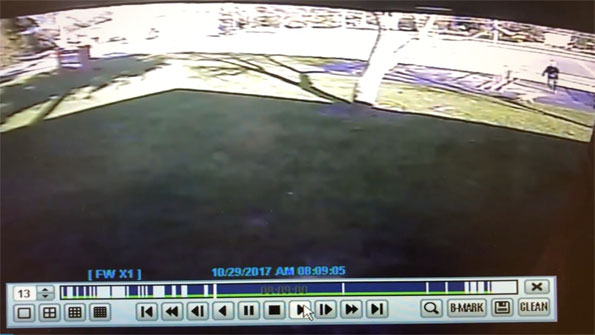 Man who lost gun at Ivy Hill Elementary School