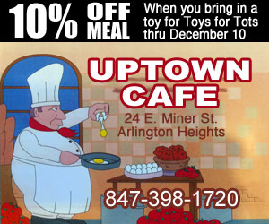 Uptown Cafe Toys 2017