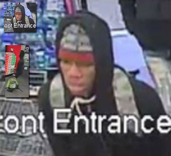Walgreens Liquor Theft Suspect 1