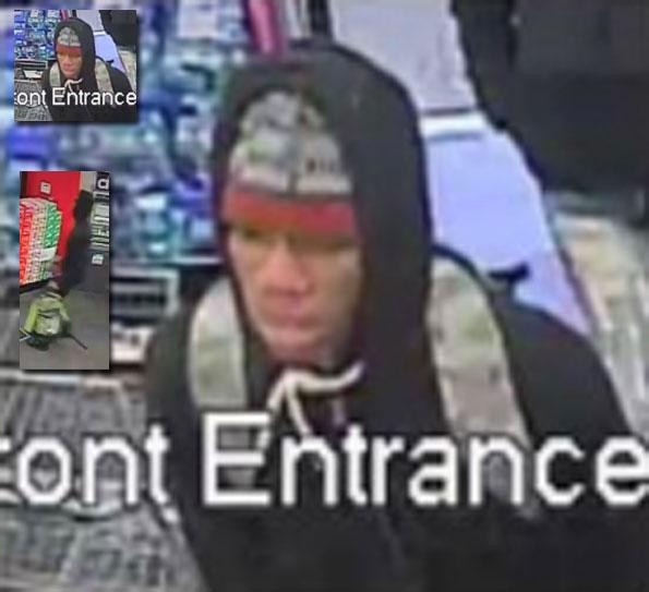 Walgreens Liquor Theft Suspect 1
