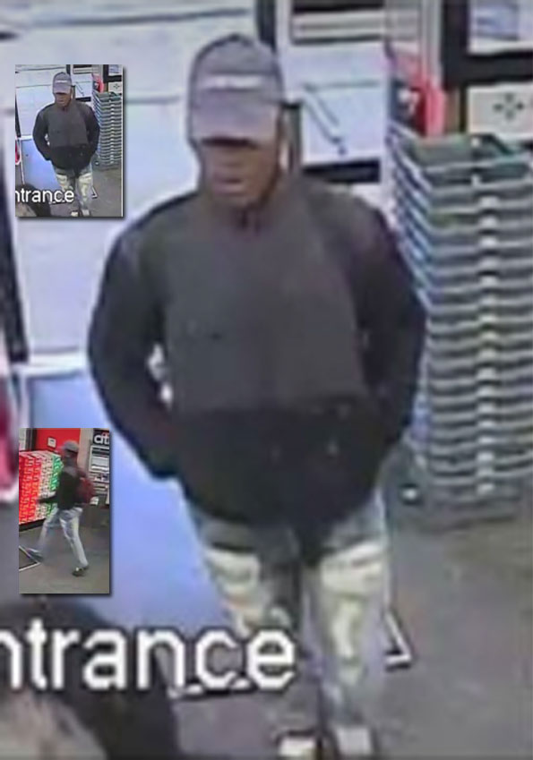 Walgreens Liquor Theft Suspect 2